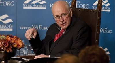 Cheney calls Muburak 'a good friend'