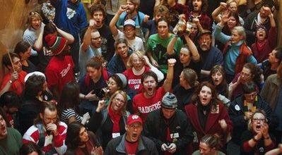 Will Wisconsin battle restore union power?