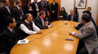 Akaka joins growing list of retiring Senators