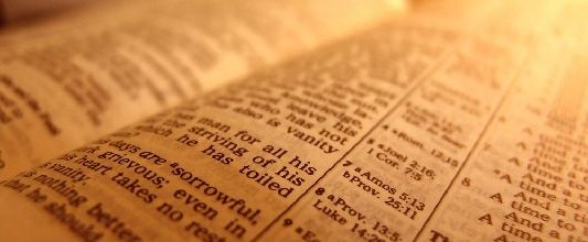 Uh oh! Church scholars tamper with Bible's language