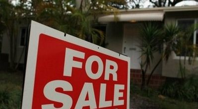 February Foreclosures hit three-year low