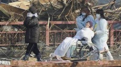 Death toll estimates in Japan top 10,000 and still rising