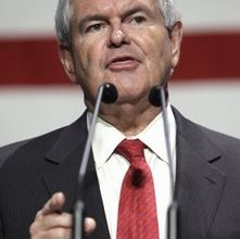 Gingrich tries to influence Iowa gay marriage case