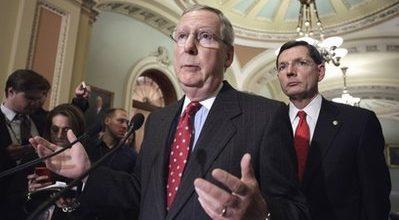 Congress sends Obama three-week spending bill