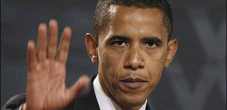 Obama's foreign policy a contradiction