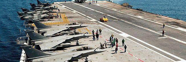 NATO assuming command of Libya air strikes