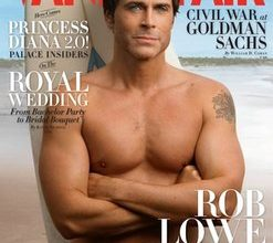 Rob Lowe dishes dirt on pal Charlie Sheen