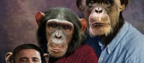 California Republican sent photo of Obama as an ape