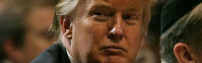 Symbol of GOP desperation: Donald Trump