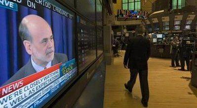Bernanke: Labor market in 'very deep black hole'