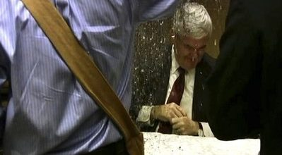 It's official: Newt's campaign is doing drugs