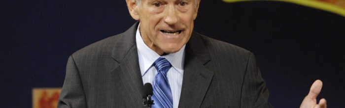 Ron Paul opts out of Congress