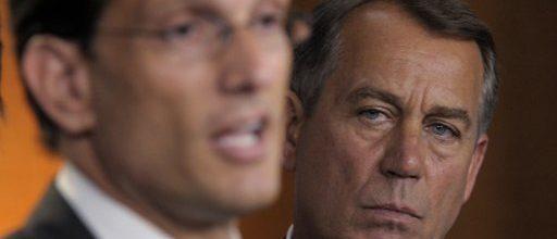 Tea party floats its debt plan