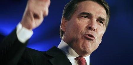 Rick Perry: Another right-winger for Prez?