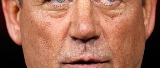 Boehner walks out on debt limit talks