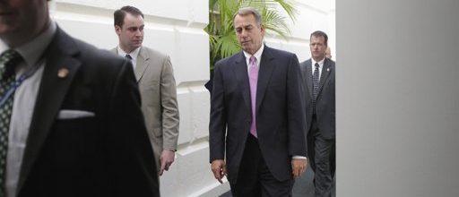 Dysfunctional House sets vote on doomed GOP debt limit bill
