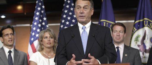 Divided Republicans postpone debt limit vote