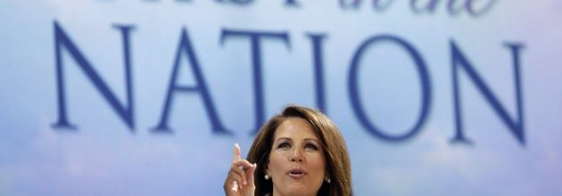Bachmann can't even get Elvis Presley's birthday right
