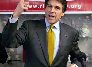 Perry's Bernanke slam sparks Republican ire