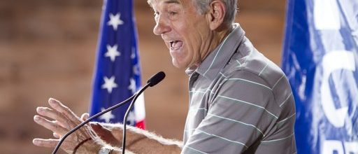 Ron Paul: U.S. involvement in Libya was still a mistake