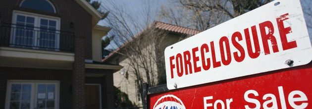 Obama's legacy: Land of the poor, home of the foreclosed
