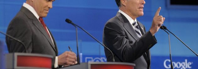 GOP debate: The decline of Rick Perry continues