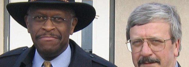 Cain's campaign boss has questionable, criminal past