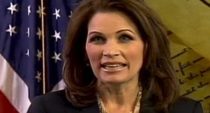 Bachmann likes government spending in her own district