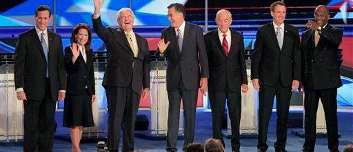 A Republican presidential quagmire