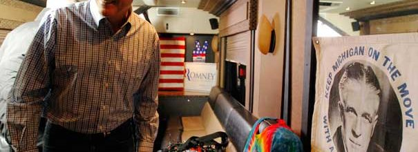 Can Romney survive a loss in Michigan?