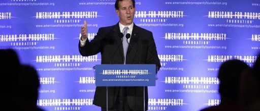 Right-wing, Bible-thumpers and rednecks fueled Santorum's win