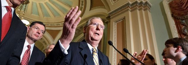 Congress uses legislative sleight-of-hand to hurt opponents, not help nation