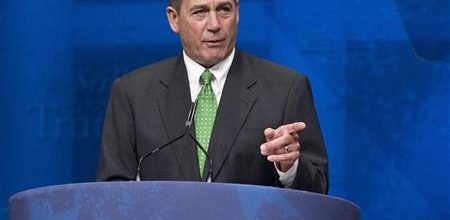 Obama, Congressional Republicans play political games on debt limit