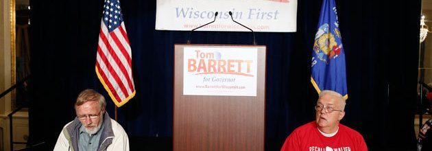 Obama was 'too busy' to help Democrats recall Scott Walker