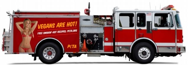 Ads on fire trucks and police cars?  Yep, it is already happening