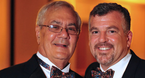 Barney frank and gay parties