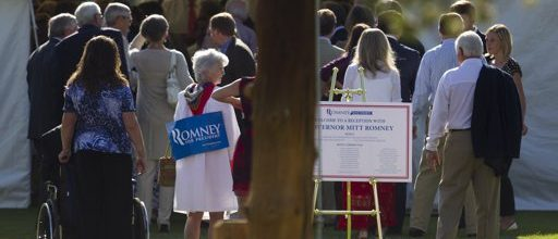 Romney hopes the 'Cheney effect' will affect his election chances