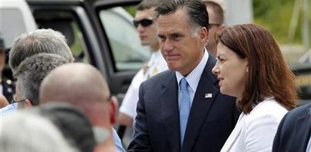 Romney on gun control: We don't need any new laws
