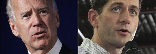 Biden & Ryan: Battle of the Number Twos