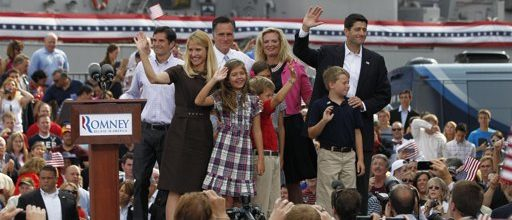 Ryan gives Romney campaign much-needed boost in polls, fundraising