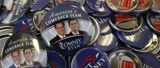 Voters have doubts about Romney but he still polls strong against Obama