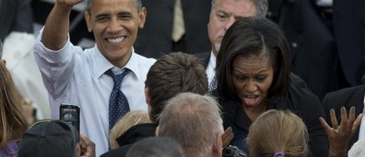 Obama opens up lead over Romney in new poll
