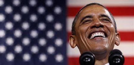 Obama trumpets unemployment drop as economic gain
