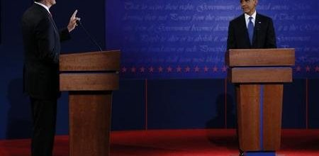 Can Obama deliver a solid debate performance and stop erosion?