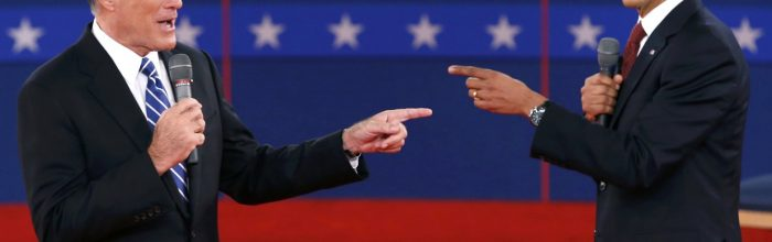 Feisty debate provides good viewing for TV viewers