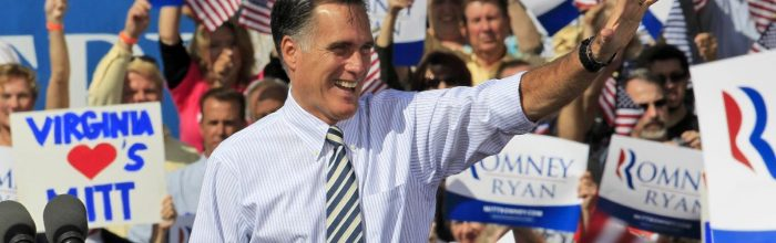 Romney, Obama chase women's votes