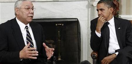 Colin Powell endorses Obama again