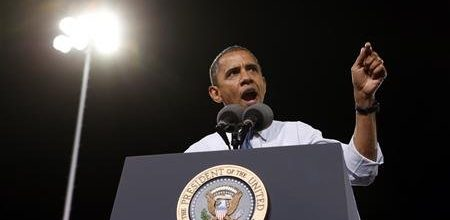 Obama turns to obscenities to attack Romney