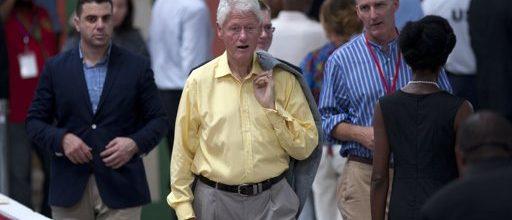 Can Bill Clinton save Barack Obama's butt?