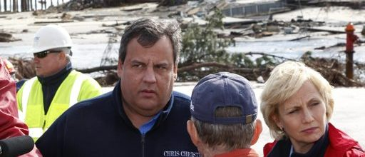 Chris Christie: 'I'm still voting for Romney'